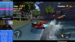 Tsunami Bowl - 1:46.53 - Hydro Thunder Hurricane