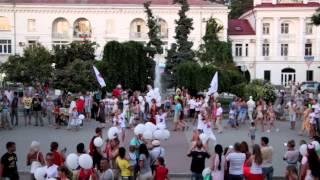 Флешмоб (Крым - Севастополь). Компания Teletrade