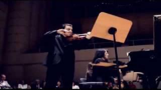 Franck Violin Sonata - Geza Hosszu Legocky and Martha Argerich - Recitativo - Fantasia Ben Moderato
