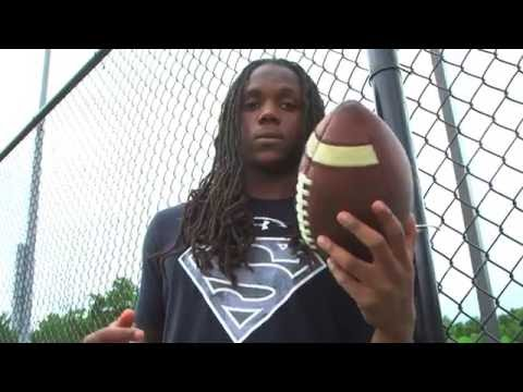 Anthony McFarland - DeMatha Running Back - Highlights/Interview - Sports Stars of Tomorrow