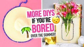 More Diys To Do When You're Bored Over The Summer!   Hgtv Handmade