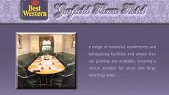 Best Western Garfield House Hotel, Glasgow