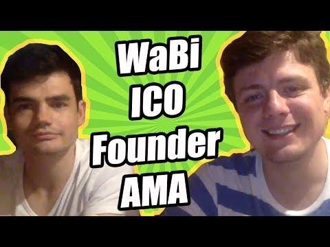 WaBi Founders Interview w/Ian Balina
