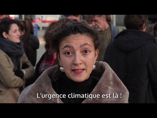 L'urgence climatique est là !  A Bruxelles le 2 décembre pour la justice climatique