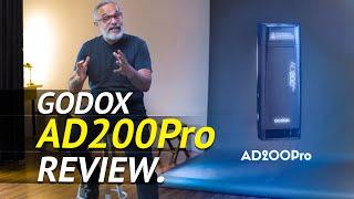 GODOX AD200 Pro REVIEW & FIELD TEST.