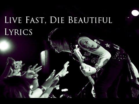 Escape The Fate - Live Fast, Die Beautiful (Live )