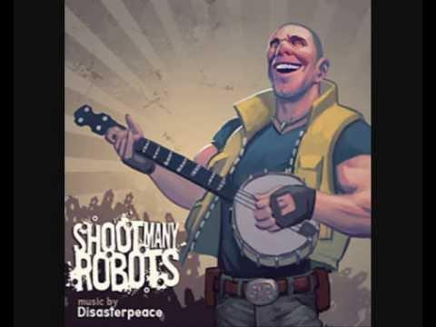 Shoot Many Robots Soundtrack - Disasterpeace - An Evil Robot Blimp Stole My Truck thumbnail