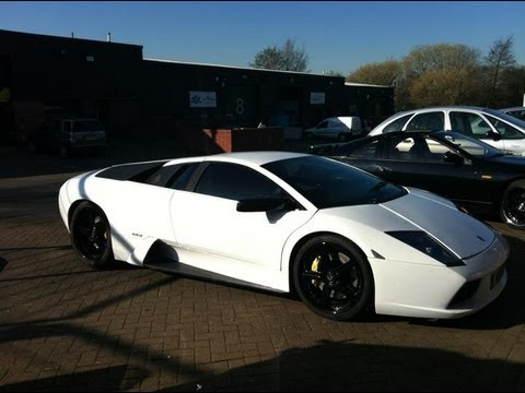 Sorry Now Sold Lamborghini Murcielago Replica Kit Car 3 0 V6 Quad Cam 24v Sold