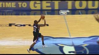 Jamal Crawford Hits Half-Court Shot at the Buzzer l 03.09.17
