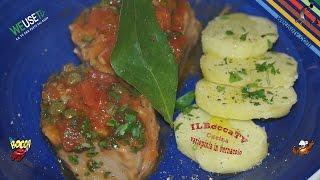 279 - Tonno alla livornese...beato chi lo prese :) (secondo piatto a base di pesce facile e light)