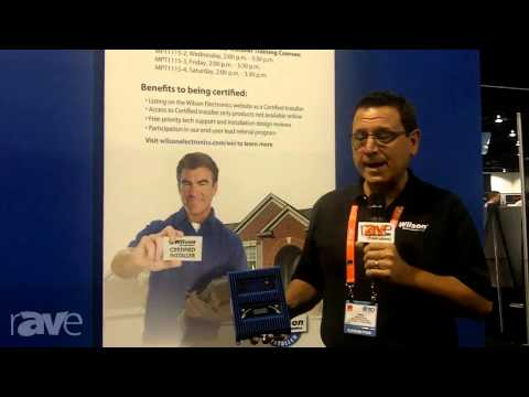CEDIA 2013: Wilson Electronics Features its Cell Phone Signal Booster