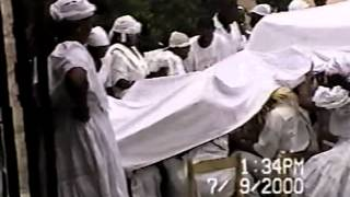 Sorel Fenelon haitian vodou sosyete neg pa jambe bon houngan neg leogane