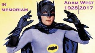 In Memoriam Adam West Thanks Batman 60s @therealadamwest @BatmanNewsCom @DCComics