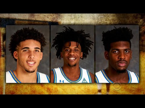 UCLA basketball players arrested for shoplifting in China