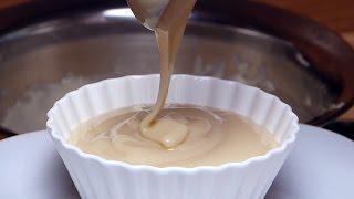 Receta fácil de dulce de leche - Milk Jam