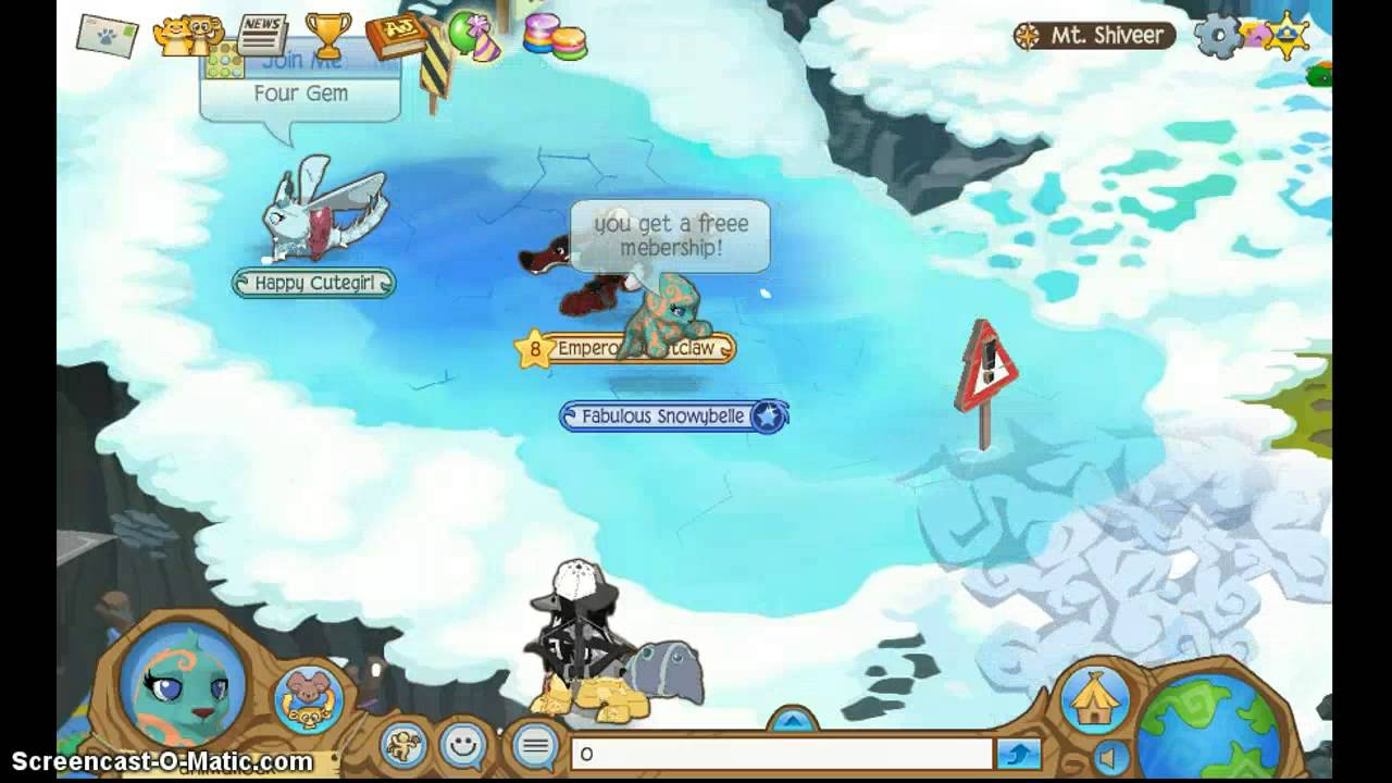 animal jam how to wolf pack
