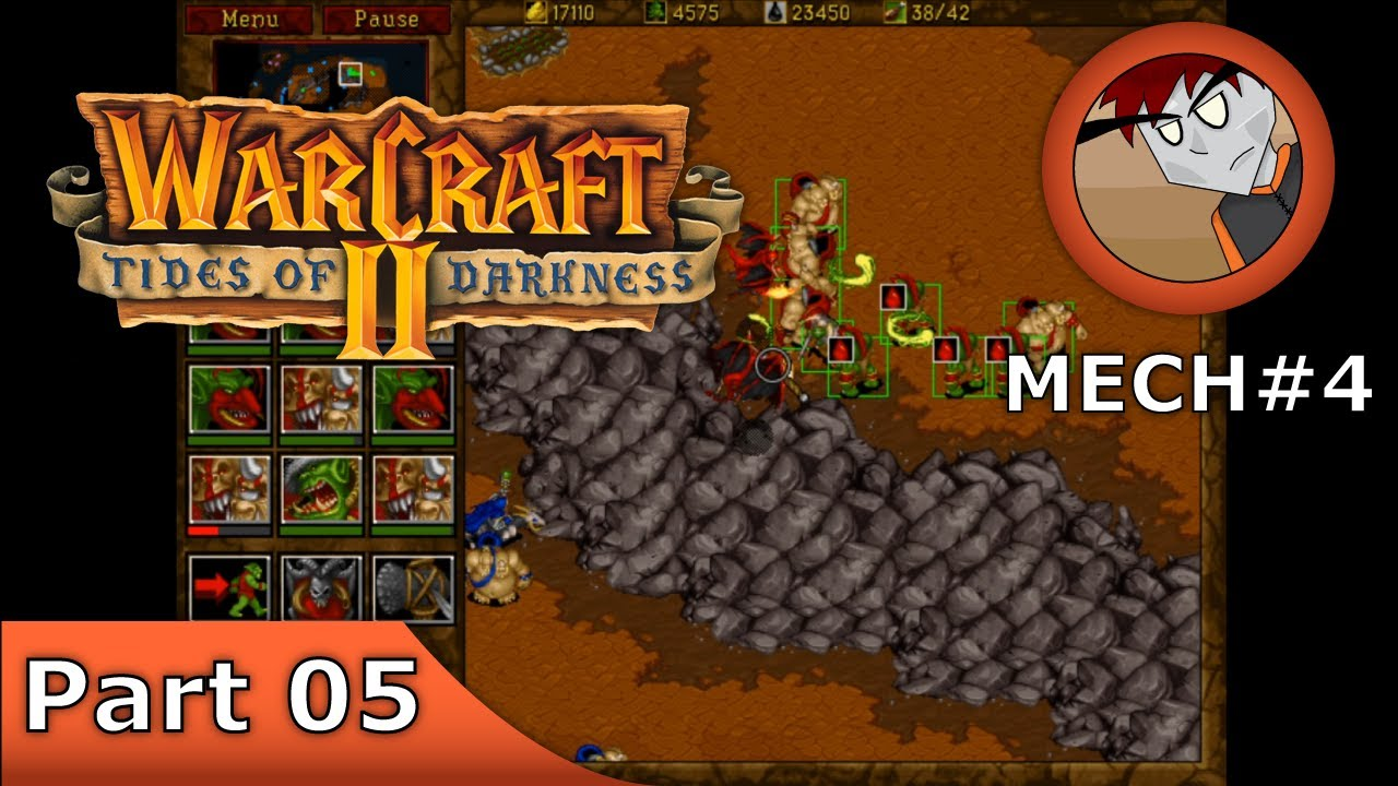 Warcraft 2 Tides Of Darkness Orc Campaign Part 05 Youtube