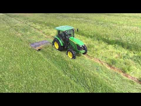 R Series Disc Mowers: Taking The Pain Out Of Hay Making