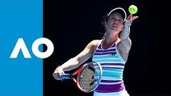 Danielle Collins v Angelique Kerber match highlights (4R) | Austalian Open 2019