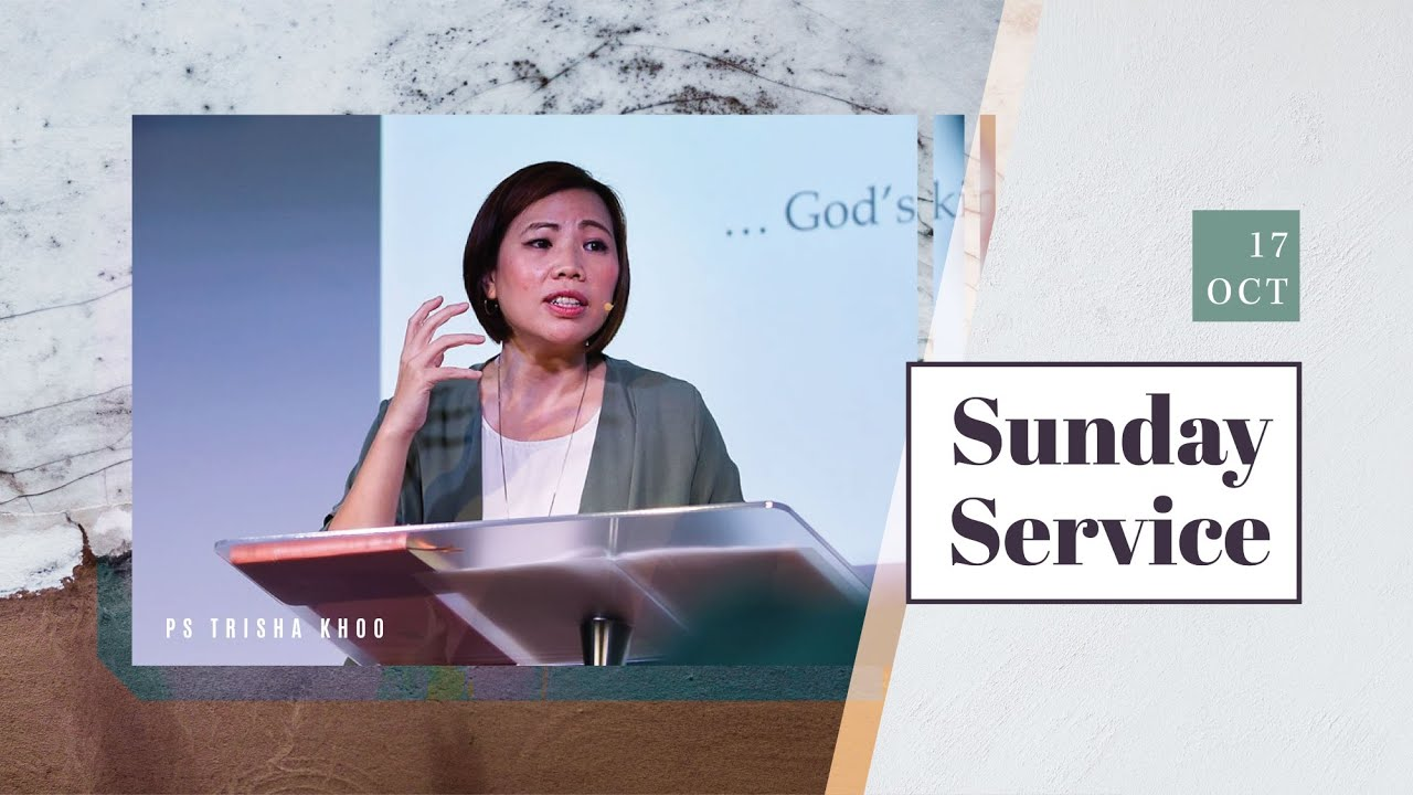 Covenant Vision Live Service | 17 October 2021 | Ps Trisha Khoo - Lord, Don't You Care?