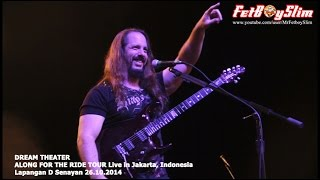 DREAM THEATER - OVERTURE 1928 / STRANGE DEJA VU live in Jakarta, Indonesia 2014