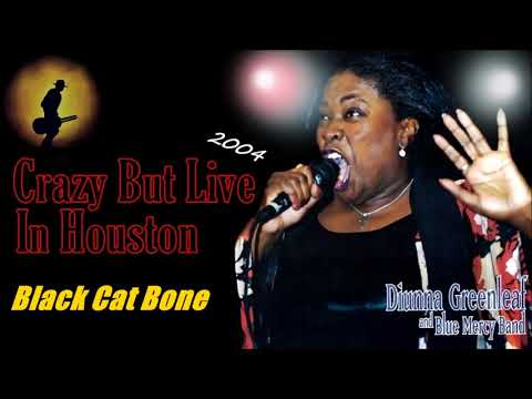Diunna Greenleaf & Blue Mercy Band - Black Cat Bone [Live] (Kostas A~171)