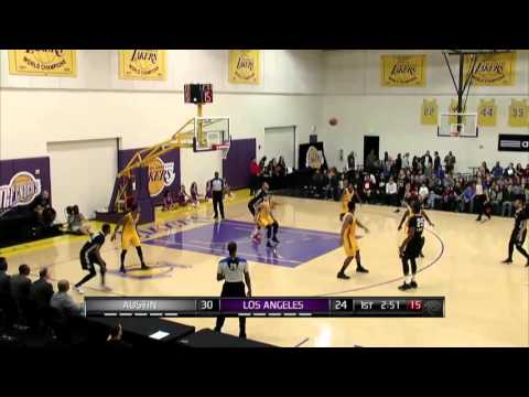 Edy Tavares Wrecks Havoc On D-League