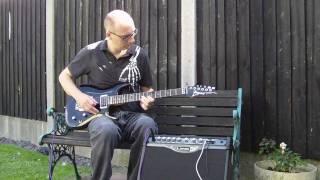 Gambar cover A Love Eternal by Joe Satriani {Cover by Stephen Pryke}