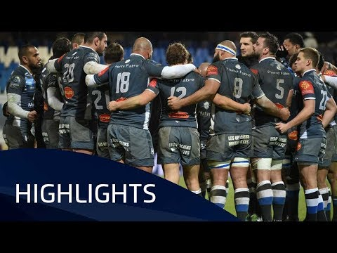 Castres Olympique v Racing 92 (P4) - Highlights – 09.12.2017