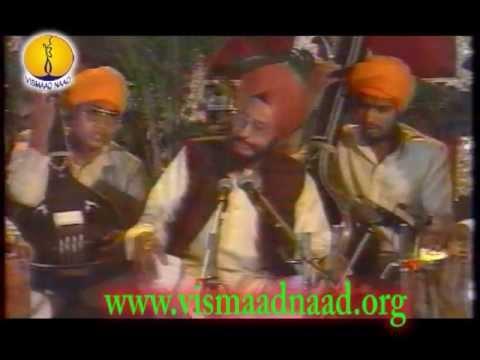 Dr Ajit Singh Pantal : Raag Kedara - Adutti Gurmat Sangeet Samellan 1991