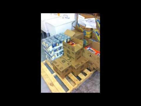 Flying A Closeouts- Salvage Banana Box Food Supplier