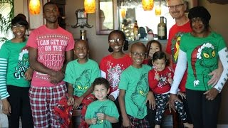 INTRODUCING MY LARGE BLENDED INTERRACIAL FAMILY OF TEN  BWWM INTERRACIAL FAMILY VLOGGERS  VLOG 1
