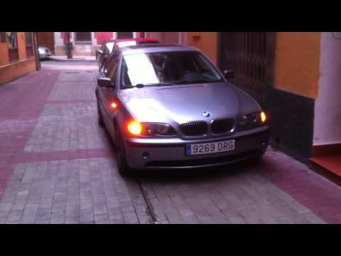 Bmw E46 Double Hazard Flash.MOV