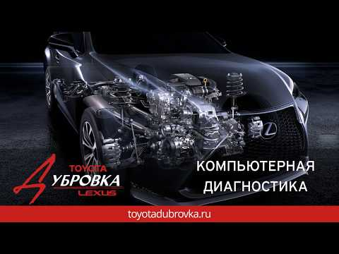 Автосервис Toyota (Тойота) в Москве