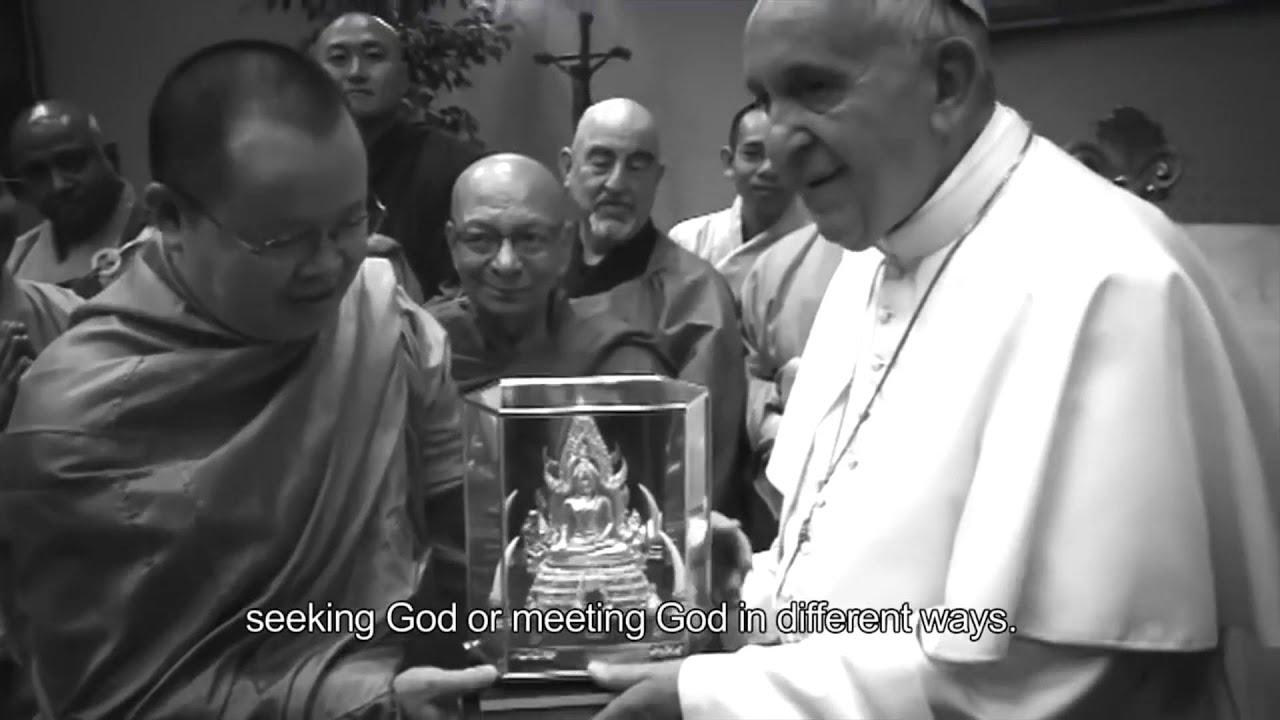 Папа Римский создает одну Всемирную Религию - ЭКУМЕНИЗМ