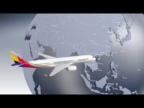 2017 Asiana Airlines 'To Seoul and Beyond'