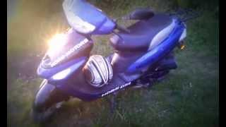 Скутер Hors 051 (JEANS) 49cc