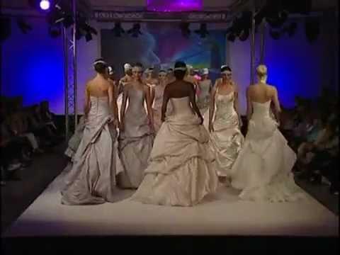 Показ свадебных платьев от Love Bridal - Великолепный век коллекция 2016-2017