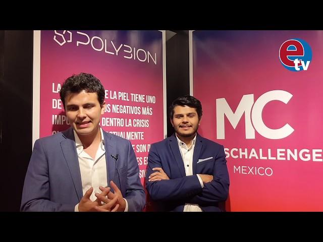 PolyBion emprendimiento ganador en MassChallenge 2019