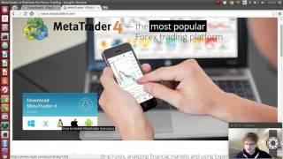 How to install Metatrader 4 on Ubuntu Linux using PlayOnLinux