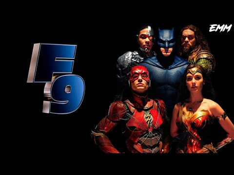 Justice League (Fast And Furious 9 Trailer Style)