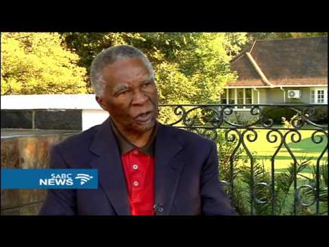 INTERVIEW: Mbeki says Fidel Castro was committed to SA's lib