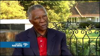 INTERVIEW: Mbeki says Fidel Castro was committed to SA's liberation