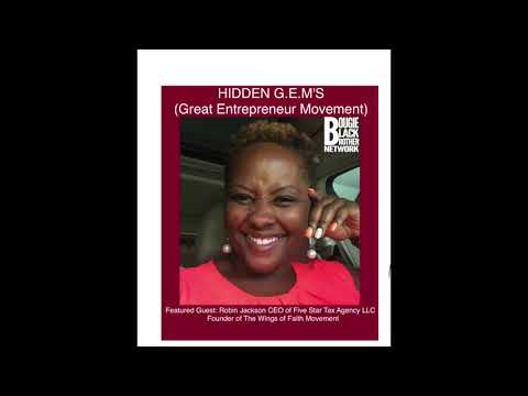Five Star Tax Agency LLC interview with Robin Jackson