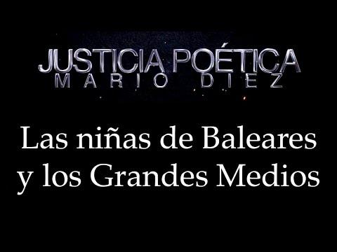LAS NIÑAS DE BALEARES Y LOS GRANDES MEDIOS