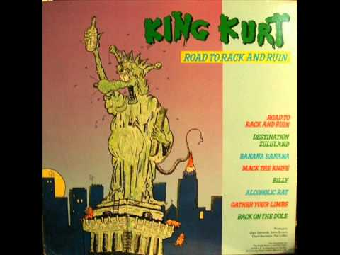 King Kurt - Billy