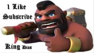 Clash Of Clans - Come NON attaccare in Lega Master - King Dias