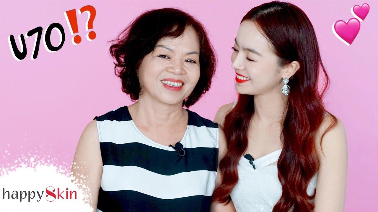 Cách chăm sóc da cho mẹ 💕  SKINCARE FOR MOMS  Happy Skin