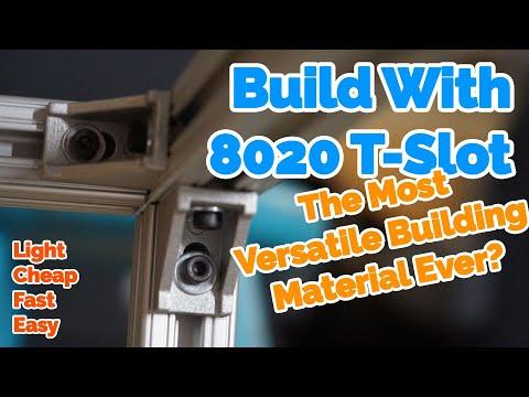 DIY Aluminum Rock-n-Roll Bed Part 2 // E05 // Light Weight Micro Camper Van