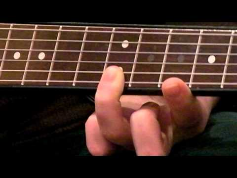 How to play beginner songs on a Paper Jamz guitar!